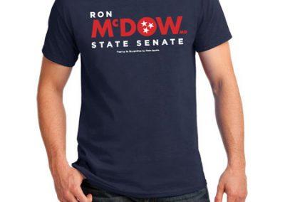 Ron McDow State Senate - T-shirt