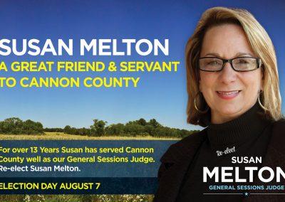 Susan Melton Direct Mail